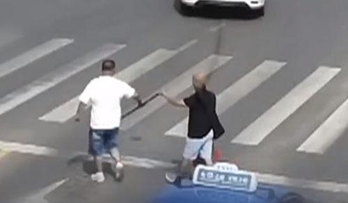 помощь слепому пешеходу
