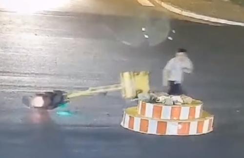 слишком медленный светофор