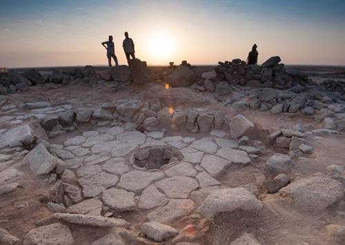 крошки древнейшего в мире хлеба