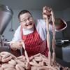 мировой рекорд с колбасками
