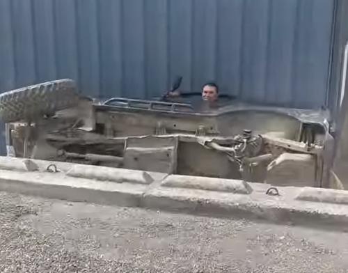 водитель не справился с задачей