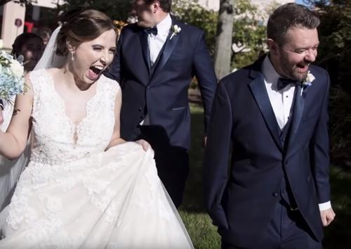 влюблённые поженились в больнице