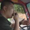 единственный пожарный на острове