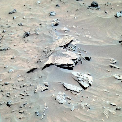 инопланетная цивилизация на марсе