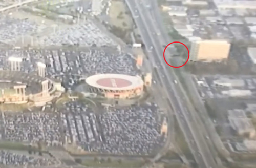 инопланетяне любят футбол