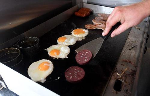 аппетитная новинка на завтрак