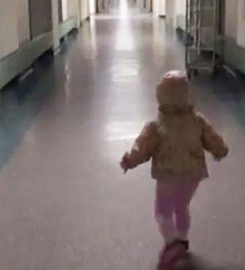 демонический голос в больнице