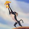 сцена из мультфильма с обезьяной