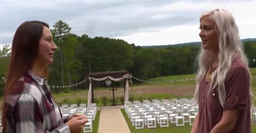 свадьба в подарок от добрячки