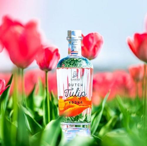 оригинальная водка из тюльпанов