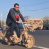 велосипед в виде дракона