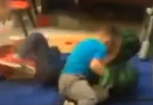 бойцовский клуб для детей