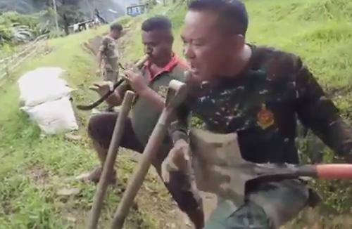 солдаты перепели известный хит