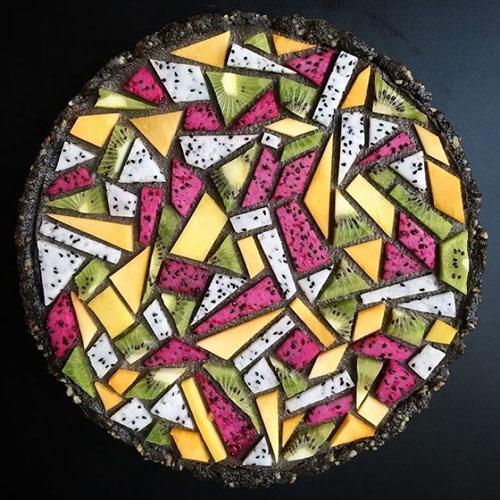 красивые пироги жалко есть