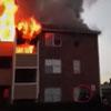 спасение ребёнка от пожара
