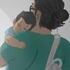 иллюстрации с маленьким сыном