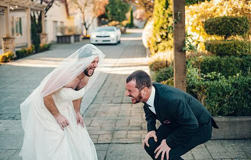 свадебная шутка друга жениха
