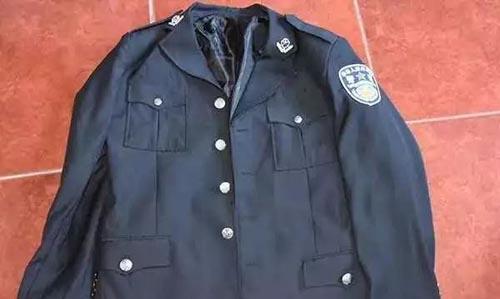 мужчина притворялся полицейским