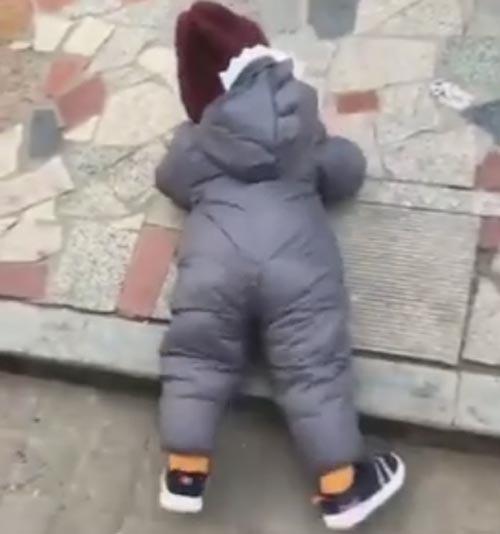 слишком большая высота для малыша