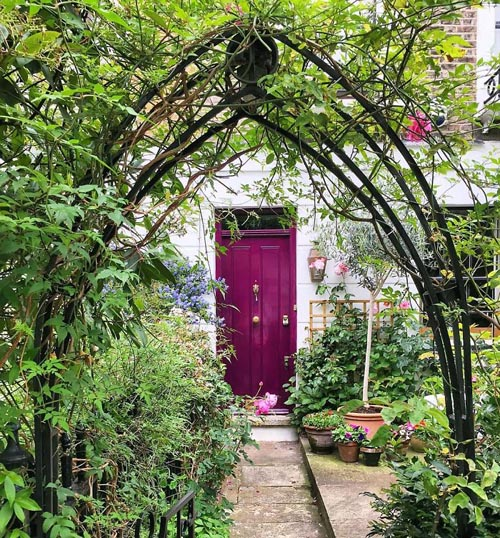 красивые входные двери