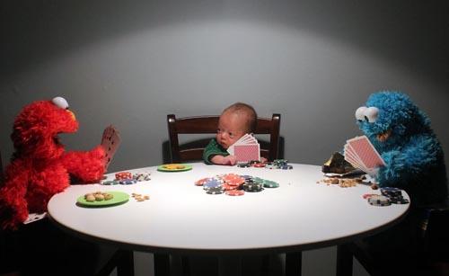 насыщенная жизнь младенца