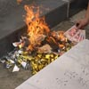 адские деньги сгорели при пожаре