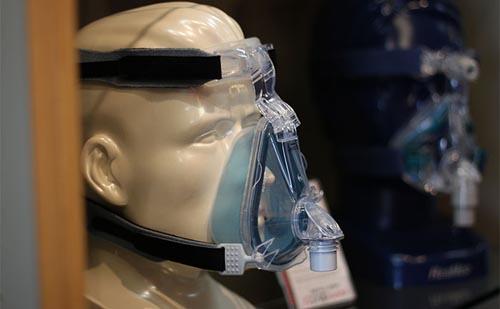 дыхательную маску переделали