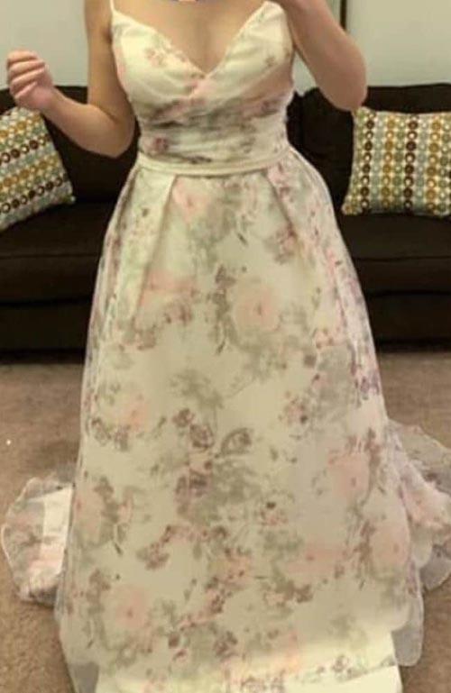 платье будущей свекрови