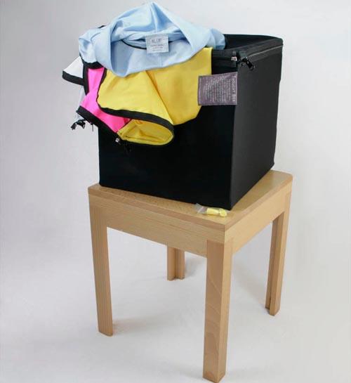 коробка помогает размышлять