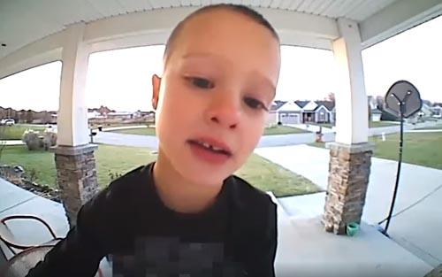 мальчик поговорил с отцом