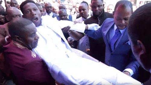 пастор воскресил мертвеца