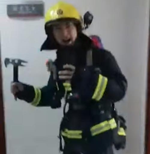 ежедневная служба пожарного