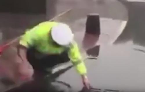 грязная работа для полицейского
