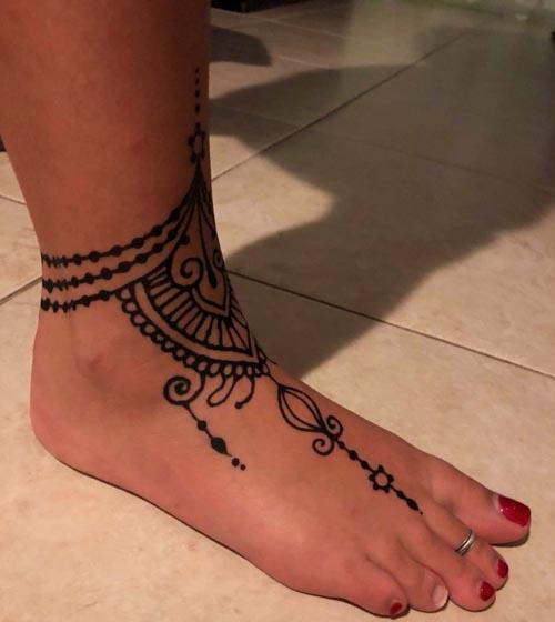 проблемы от татуировки хной
