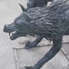 удивительные скульптуры из шин