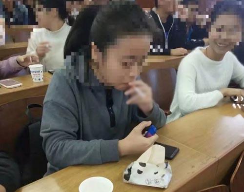 студенты изучают сорта табака