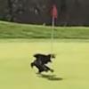 орёл случайно помог гольфисту