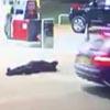 водитель не заплатил за бензин
