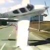 столкновение с самолётом