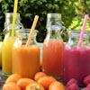 фруктовый сок ввели внутривенно