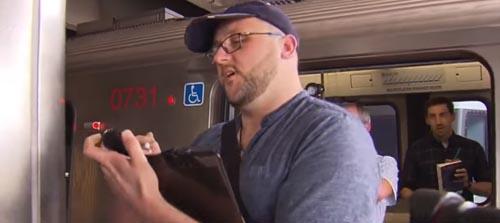 рекорд с пригородными поездами