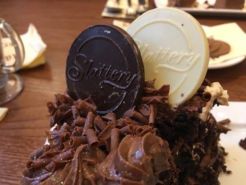 сложное шоколадное испытание