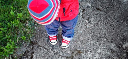 побег малышей из детского сада