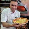пицца с множеством сортов сыра