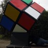 гигантский кубик рубика