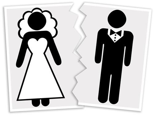 супруга быстро подала на развод