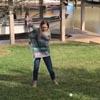 будущие родители и мяч для гольфа