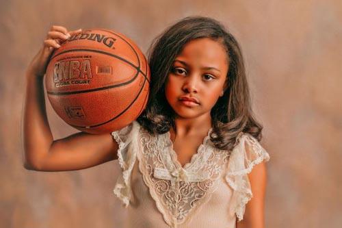 девочки могут заниматься спортом
