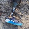 парашютист потерял ножной протез
