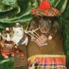 крыса играет на волынке